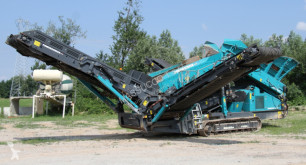 Powerscreen Warrior 1400 x2 deck crible occasion