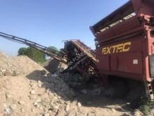 Trituración, reciclaje cribadora Extec 5000s