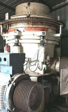 Metso Minerals HP300 used crusher