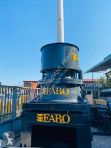 Fabo CC-300 SERIES 300-400 TPH CONE CRUSHER new Screen crusher