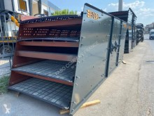 Trituradora-cribadora Fabo FABO HORIZONTAL VIBRATING SCREEN WITH SHAFT