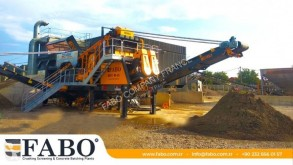 Trituradora nueva Fabo MEY-1645 MOBILE SAND SCREENING & WASHING PLANT