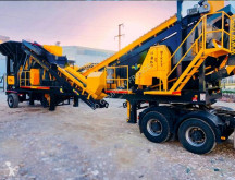 Дробильная установка Fabo MTK-65 MOBILE CRUSHING & SCREENING PLANT – SAND MACHINE