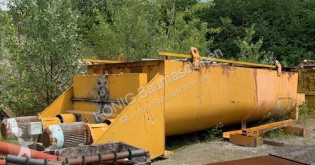 Used bucket-wheel/sand washing machine nc Doppelwellenschwertwäsche / Doubleshaft logwasher