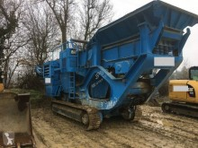 Used crusher Pegson Eurotrack AX 818