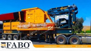 Fabo MJK-110 MOBILE PRIMARY JAW CRUSHER READY IN STOCK concasseur neuf