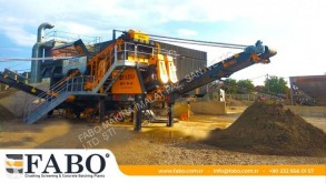 Concasseur Fabo MEY-1645 MOBILE SAND SCREENING & WASHING PLANT