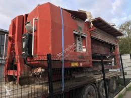 Nc 5200 SUR BERCE avfallskross begagnad