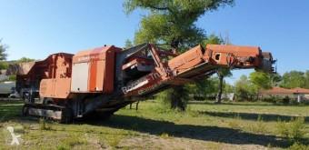 Drvenie, recyklácia drvič Terex Finlay I 1312 Impactor