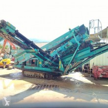 Breken, recyclen zeefmachines Powerscreen Chieftain 400