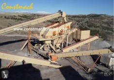 Constmach 120-150 tph CAPACITY CRUSHING PLANT FOR LIMESTONE AND BASALT nieuw puinbreker