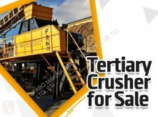Trituración, reciclaje trituradora Fabo TK-130 TERTIARY IMPACT CRUSHER | SAND MACHINE