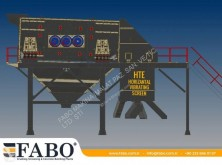 Trituradora Fabo FABO HORIZONTAL VIBRATING SCREEN