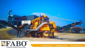 Fabo crusher MEY-1645 MOBILE SAND SCREENING & WASHING PLANT