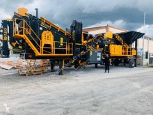 Concasare, reciclare Fabo MTK-65 MOBILE CRUSHING PLANT FOR SAND PRODUCTION concasare nou