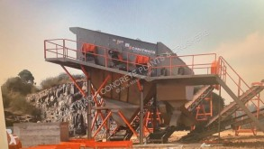 Constmach 250 tph CAPACITY CRUSHING PLANT FOR GRANITE AND BASALT concasseur neuf