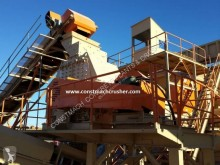 Constmach 120-150 tph CAPACITY CRUSHING PLANT FOR LIMESTONE AND BASALT concasseur neuf