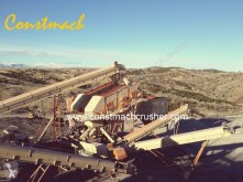 Constmach 60-80 tph CAPACITY CRUSHING PLANT FOR LIMESTONE AND BASALT concasseur neuf