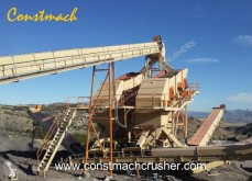 Constmach 250 tph CAPACITY CRUSHING PLANT FOR LIMESTONE AND BASALT дробильная установка новый
