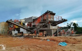 Knuser Constmach 120-150 tph MOBILE HARD STONE CRUSHING PLANT, READY AT STOCK!