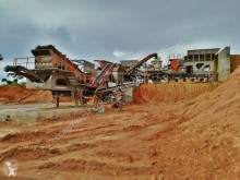 粉碎机、回收机 碎石设备 Constmach V-80 MOBILE VSI CRUSHER – SAND MAKING PLANT