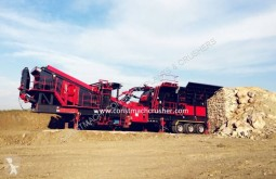 Constmach 250 tph CAPACITY MOBILE PRIMARY IMPACT CRUSHER дробильная установка новый