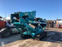 Powerscreen T5032 crushing, recycling used conveyor