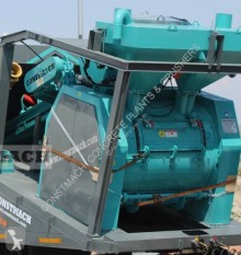 Constmach Brechanlage SINGLE SHAFT CONCRETE MIXERS, 2 YEARS WARRANTY