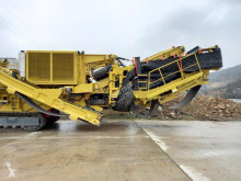Keestrack R6 used crusher