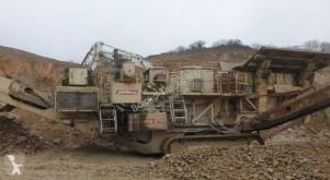 Drvenie, recyklácia Metso Lokotrack LT 110 drvič ojazdený