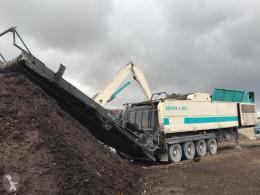 Doppstadt DZ 750 KOMBI BROYEUR BOIS ET DECHETS LENT ET RAPIDE broyeur à déchets occasion