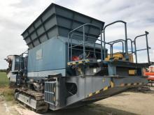 Triturador de basura Metso CR 225LT BROYEUR LENT BOIS ET DECHETS