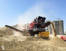 Constmach 150 tph CAPACITY MOBILE LIMESTONE CRUSHING PLANT PI-1 concasseur neuf