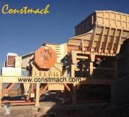 Concasseur Constmach INSTALLATION DE CONCASSAGE DE 500-600 t/h POUR CALCAIRE ET BASALTE