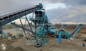 Concasseur-crible Constmach STATIONARY TYPE GRAVEL SCREENING AND WASHING PLANT