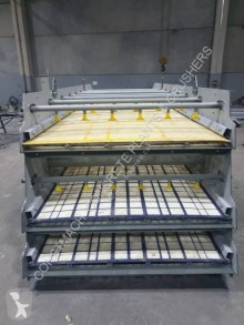 Constmach VIBRATING SCREEN WITH WASHING SYSTEM ON ALL DECKS! CALL NOW concasseur neuf