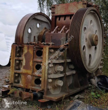 Trituración, reciclaje trituradora Esch Jaw Crusher 1250 x 1050 mm