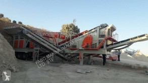 Knuser Fabo PRO-180 MOBILE CRUSHING & SCREENING PLANT | BIGGEST CAPACITY