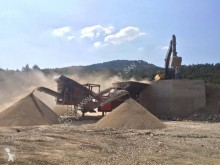 Concasseur Fabo PRO-70 MOBILE CRUSHING & SCREENING PLANT FOR LIMESTONE