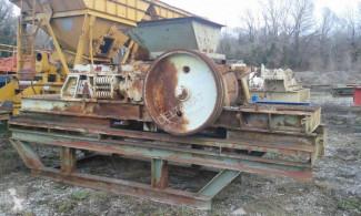 Trituración, reciclaje trituradora Broyeur à cylindre