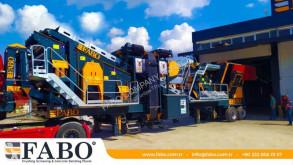 Fabo crusher PRO-90 NOUVELLE GENERATION DE CONCASSEUR ET CRIBLAGE 130 TPH