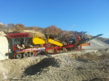 Trituración, reciclaje Fabo MCK-60 MOBILE CRUSHING & SCREENING PLANT FOR HARDSTONE trituradora nuevo
