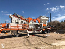 Constmach MOBILE SCREENING AND WASHING PLANT FOR SALE knuser med sigte ny