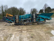 Breken, recyclen Powerscreen Warrior 1400 tweedehands zeefmachines