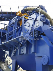Constmach DEWATERING SCREEN – 100 tph – WITH POLYURETHANE MESH knuser ny