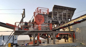 Trituradora Constmach 120-150 tph CAPACITY CRUSHING PLANT FOR HARD STONES