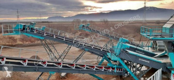 Frantoio-vaglio Constmach GRAVEL SORTING PLANT, READY AT STOCK!