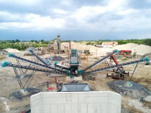 Constmach GRAVEL SCREENING AND WASHING PLANT, 2 YEARS WARRANTY ! Roue laveuse/laveur de sable neuf