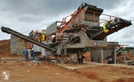 Constmach 250-300 tph INSTALLATION DE CONCASSAGE MOBILE MACHOIRES +CONE new crusher