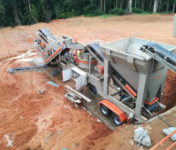 Constmach 100 tph CAPACITY MOBILE VSI CRUSHING PLANT new crusher